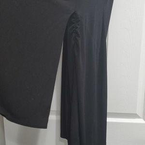 Moda International Dresses - Used Vintage Small Little Black Open Back